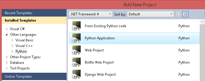 Python unit test