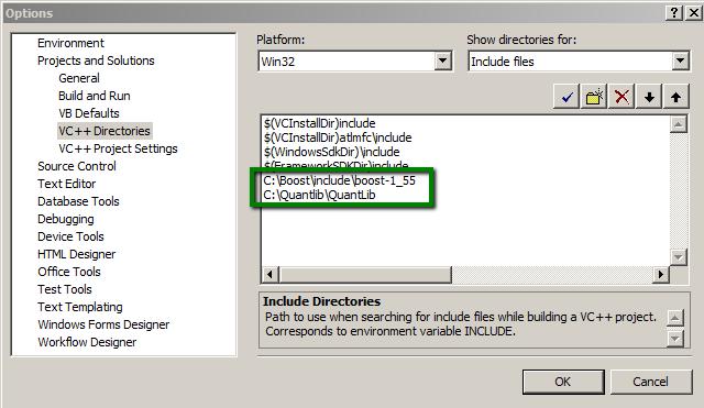 Build QuantLib Python